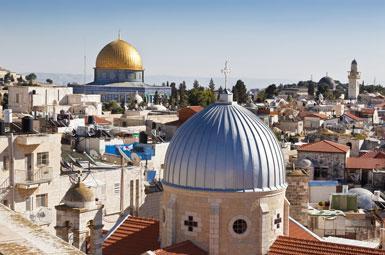 Spedizioni in Israele