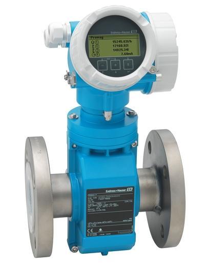 Proline Promag P 200 Débitmètre électromagnétique - Débit Débitmètre électromagnétique Proline Promag P 200