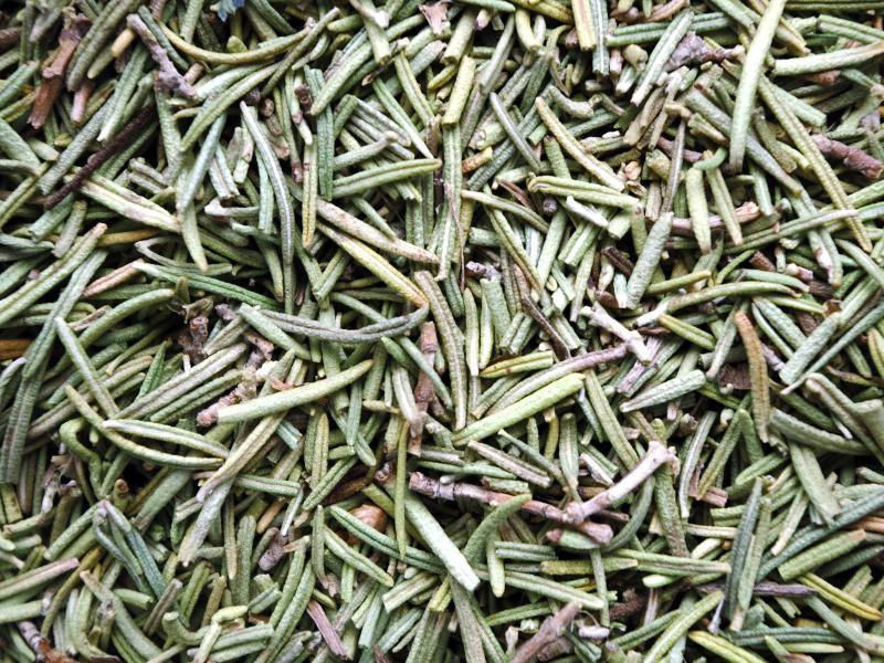 Spices and aromatic plants - Rosemary leaf (folia rosmarinus)
