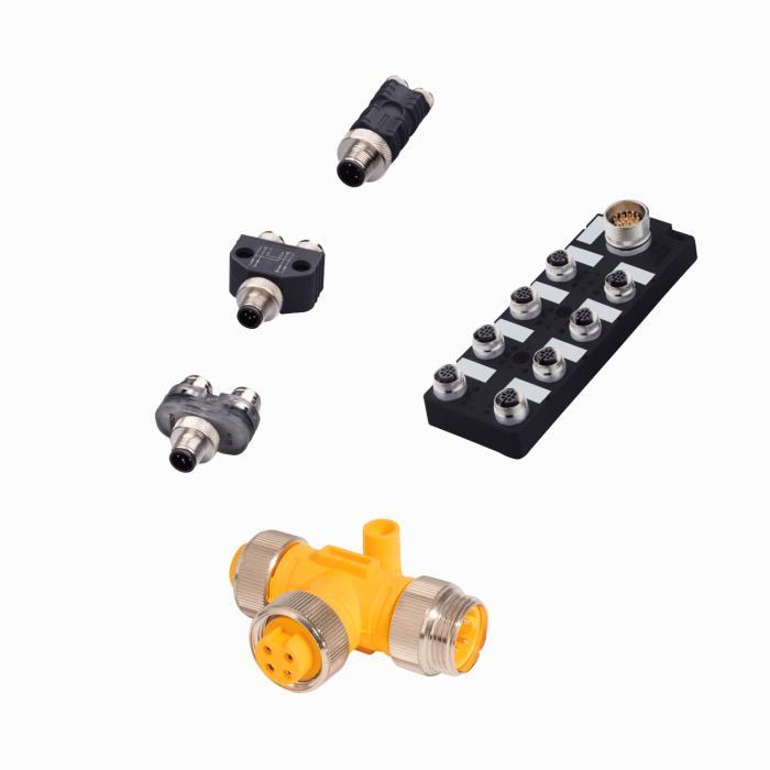 Anschlusstechnik - Verteiler