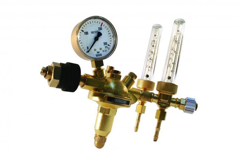 Special Argon Pressure Regulator - Pressure regulator for reducing the stored bottle pressure - Argon, Orbitec