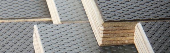 Plywood - Riga Rhomb