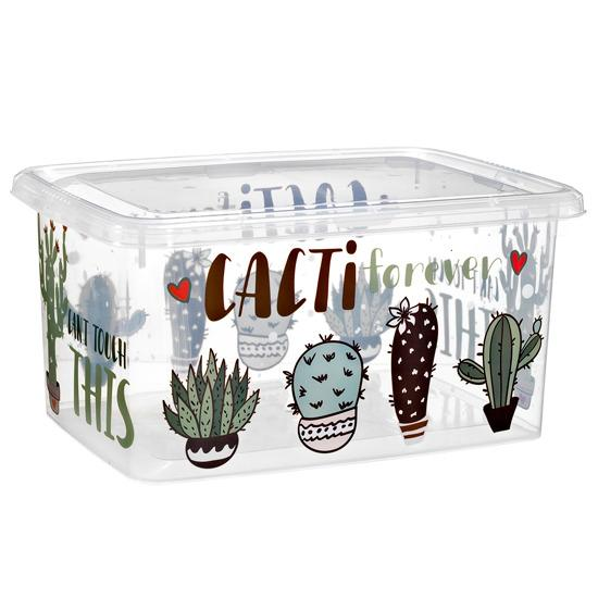 PLASTIC CONTAINER - Request a catalog by email