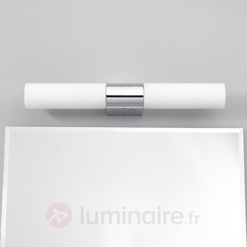 Applique pour miroir Ziva à prise électrique - Salle de bains et miroirs