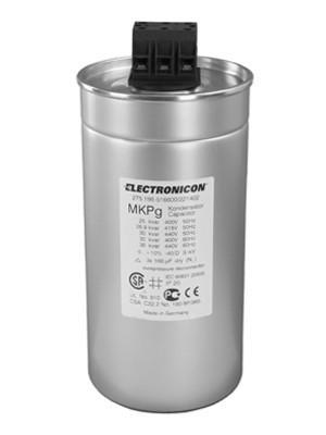 275/265 MKPg Kondensator gasgefüllt 50/60Hz - MKPg™ Kondensator mit Original CAPAGRIP™-Klemme