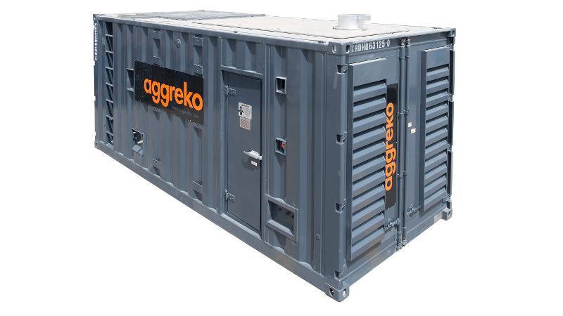 1500 Kva Dieselgenerator - Stromerzeugung