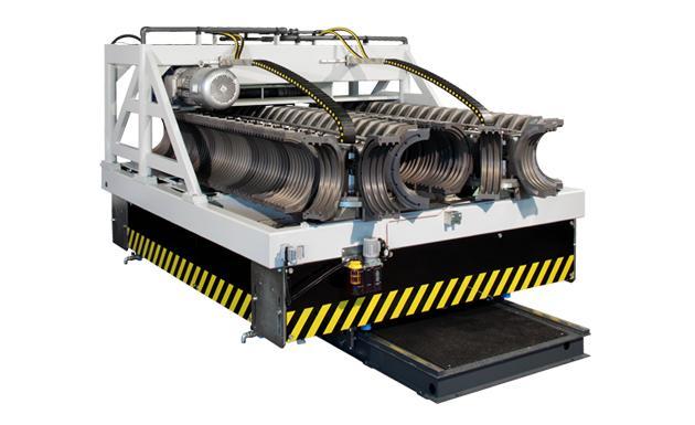 F400 - Corrugatori