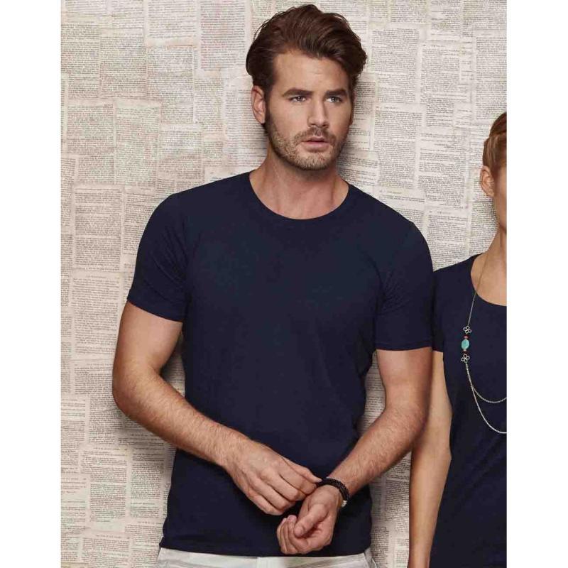 Tee-shirt ras de cou Clive - Manches courtes
