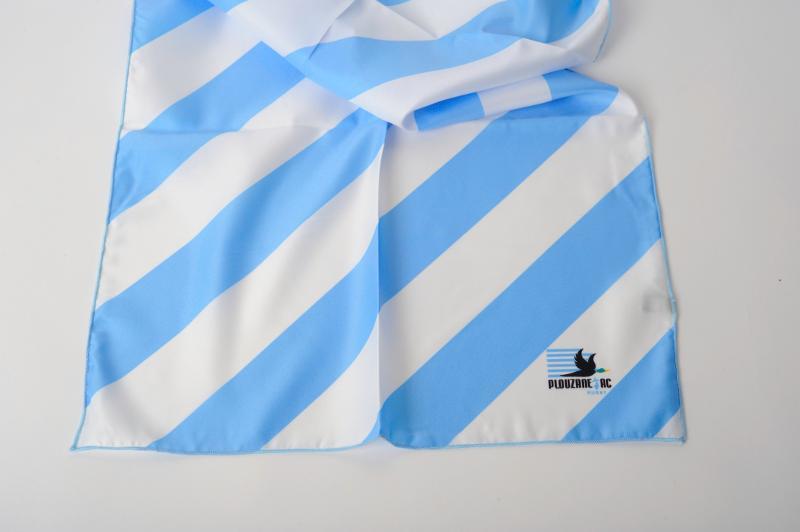 Écharpe personnalisée imprimée (officielles club de rugby) - Cadeau d'affaire, notre spécialité