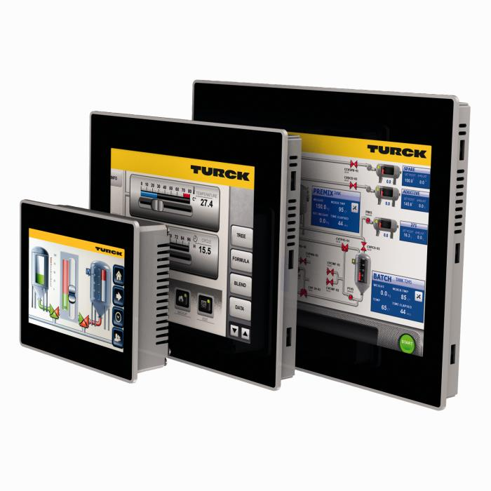 Industrial Controls - Programmable HMI