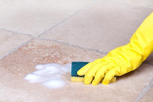Décapant laitance de ciment pour carrelages pour... - Décapant laitance de ciment pour sol IDS SP STRIP