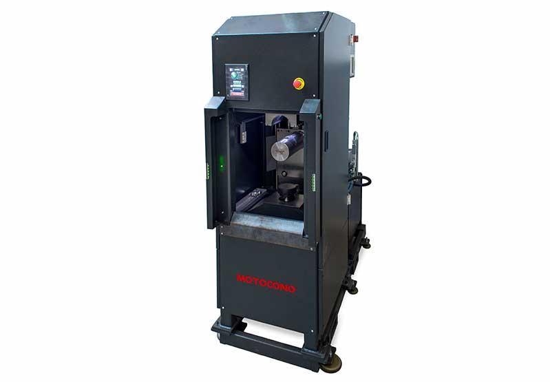 """TubTShape H - Máquina para el conformado """"T"""" de tubos metálicos"""