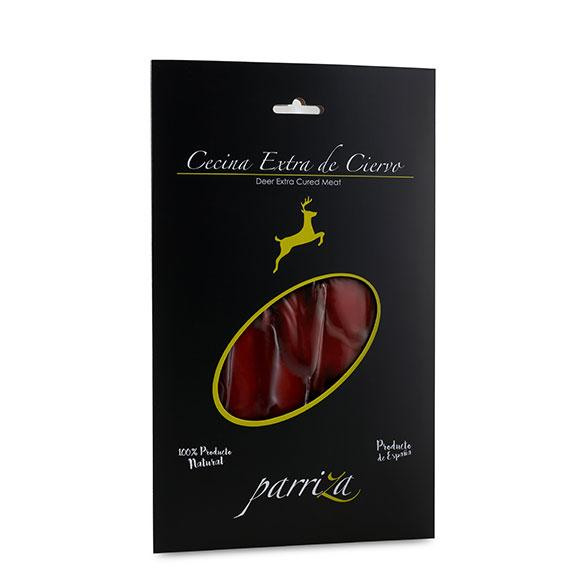 Cecina Extra de Ciervo / Deer Extra Cured Meat