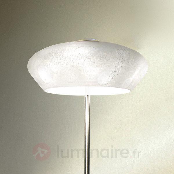 Lampadaire à hauteur réglable et variateur Marble - Tous les lampadaires