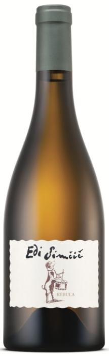 White Wine Edi Simcic Rebula 2017 - Rebula Goriska Brda Slovenia White Wine Edi Simcic