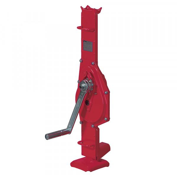 Rack jack 11 - Rack jack for lifting loads of all kinds. Load range from 1.5 to 10 t.