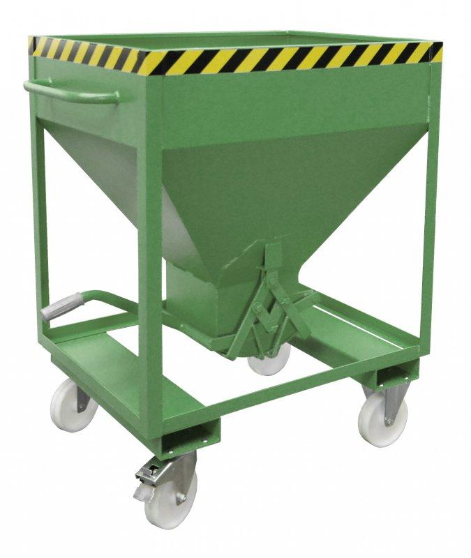 Silobehälter - Behälter zur dosierten Entleerung von Schüttgütern
