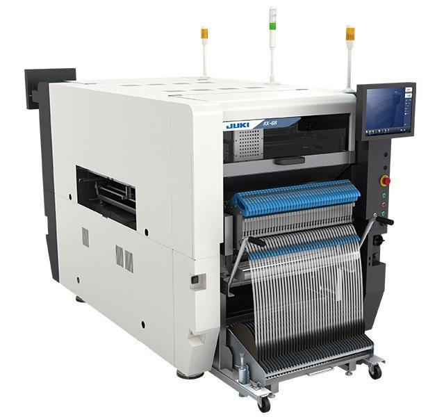 Smd Placement Machine - RX-6