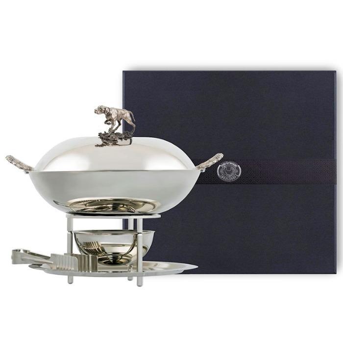 Столовые приборы - «Охотничий домик» - посуда для сервировки стола