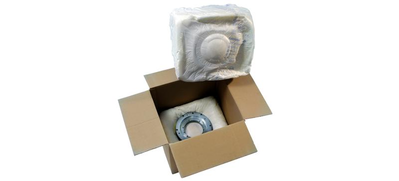 Flexible Protective Packaging - FAST AND PRECISE – FOAMplus® HAND PACKER