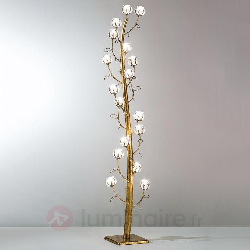 Lampadaire FLORA fabriqué à la main - Lampadaires design