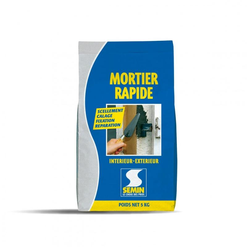Mortier rapide - null