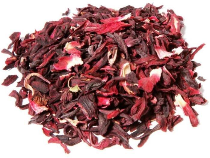 Bissap Hibiscus Rouge Fleurs 5 x 1 kg -