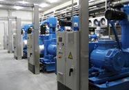 HIGH PRESSURE COMPRESSORS - Electric cabinet