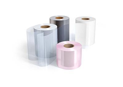 HSF5425H - Clear flow wrap film - Acrylic / Acrylic Coated Polypropylene