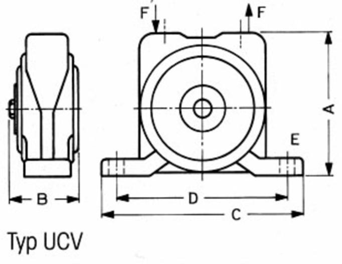 Druckluft-Kugelvibrator - null
