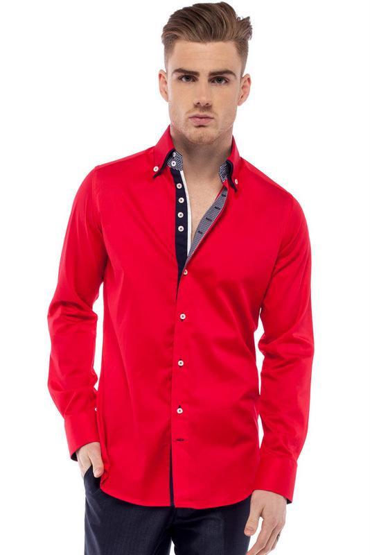Elegant Dress Shirts for Men from a Shirt Factory