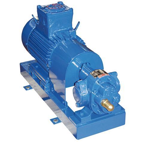 Pompe ad ingranaggi per liquidi viscosi » Serie R R