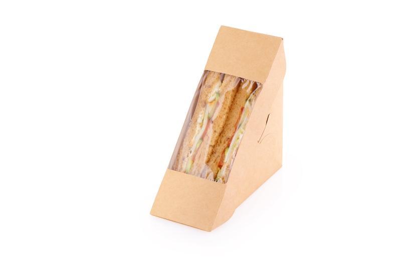 Sandwich Box - Cartonboard sandwich box