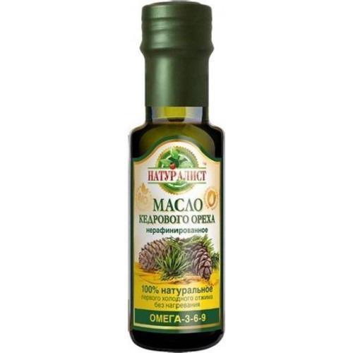 Pine nut oil -