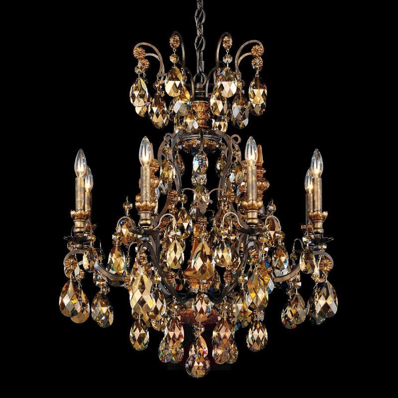Breathtakingly beautiful Renaissance chandelier - design-hotel-lighting