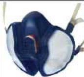 Securité - Nettoyage à sec / Masque de protection