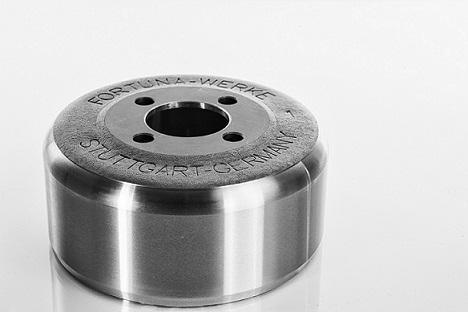 Glockenmesser / bell knife - für Lederschärfmaschinen