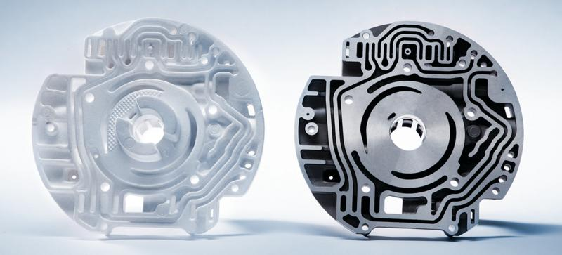 Technical Molded Parts - EPS MEANS OPTING FOR MAXIMUM FREEDOM