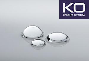 Moulded Optics for IPL Ceramic Reflectors