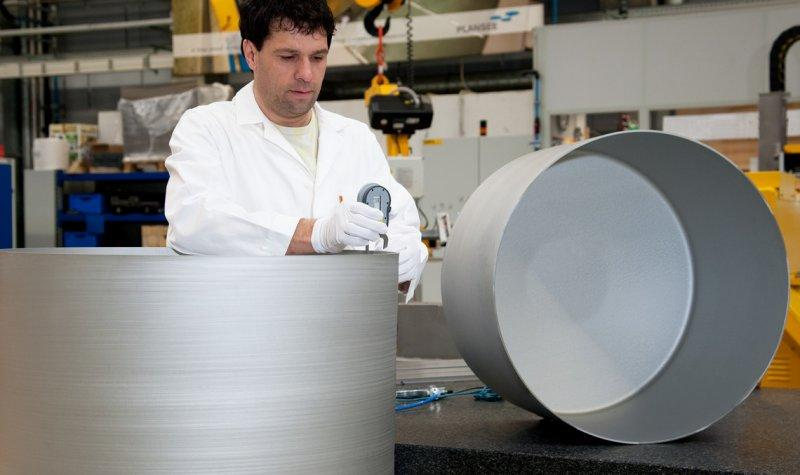 用于蓝宝石生产的成型坩埚 - 用于单晶生长工艺的钼和钨坩埚