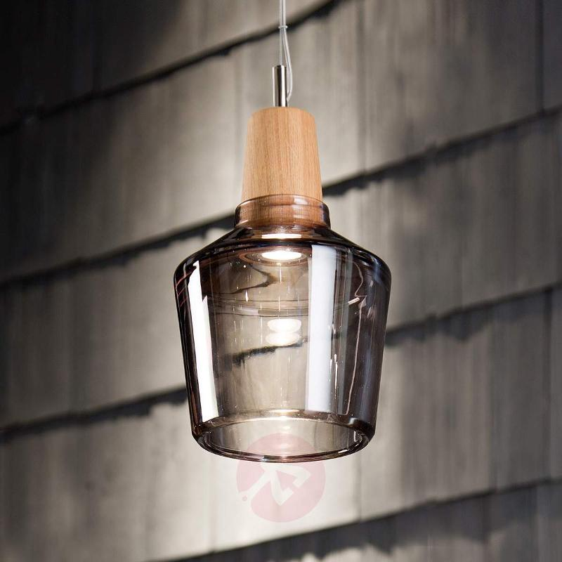 Exclusive pendant light Industrial, 15 cm, LED