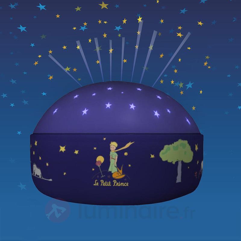 Jolie veilleuse LED Le Petit Prince - Lampes sur prise et veilleuses