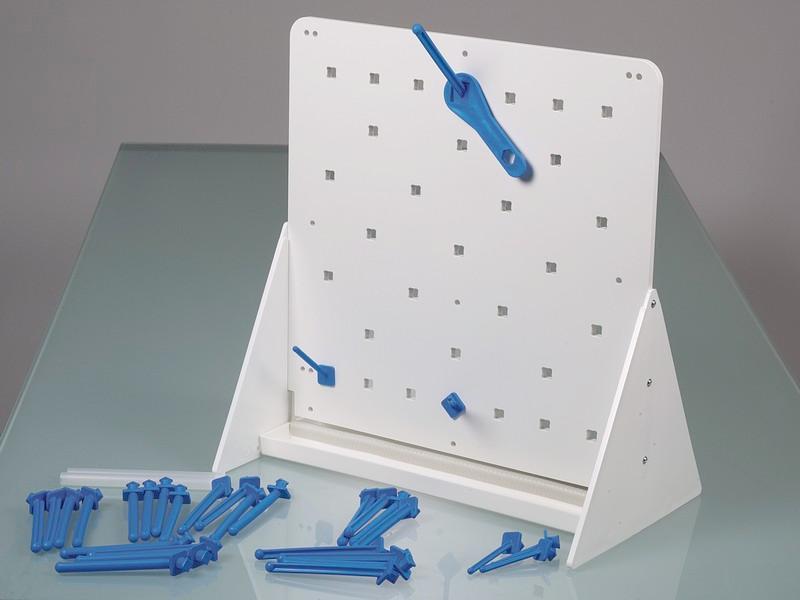 Draining rack - Laboratory equipment, drying laboratory containers