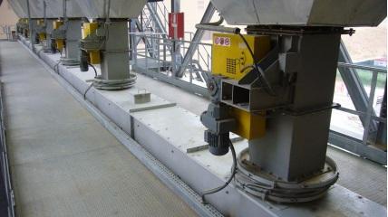 DOUBLE CLAPET VALVES  - Site Installation & Maintenance