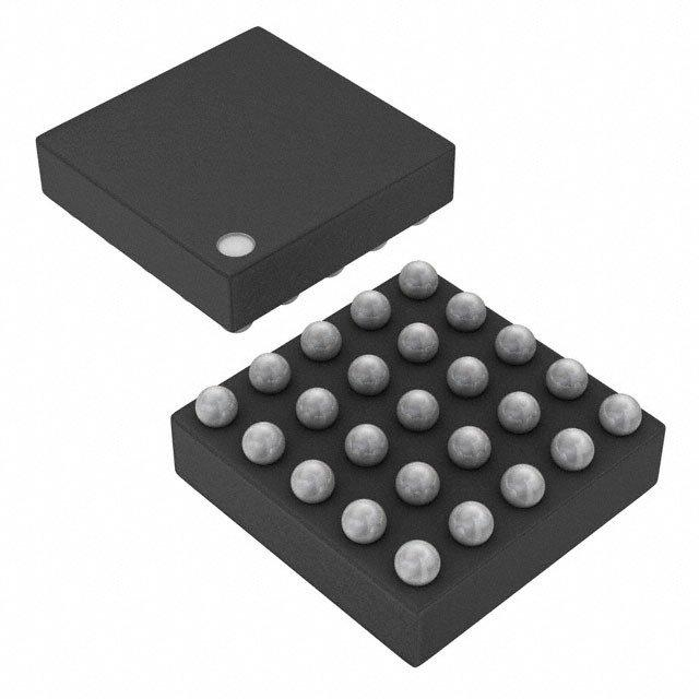 IC KEYPAD SCAN DEVIC I2C 25DSBGA - Texas Instruments TCA8418EYFPR