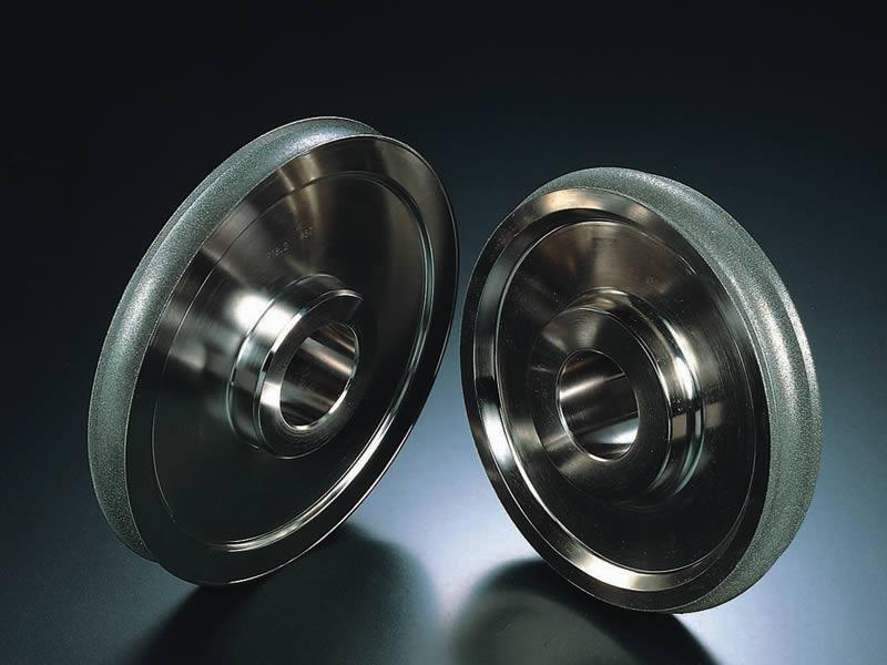 Meules Diamant & CBN électrolytique -