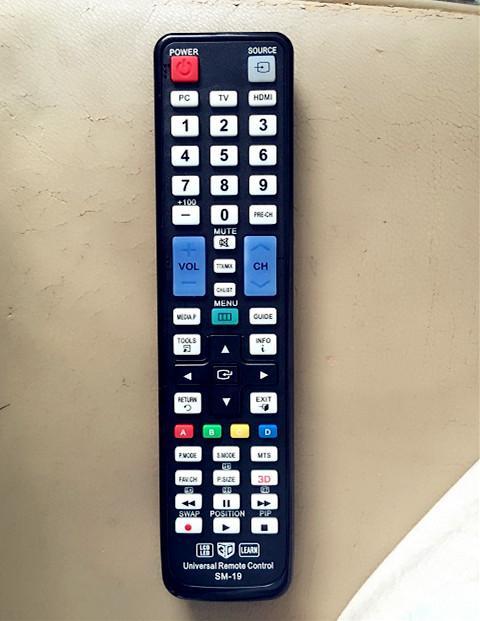 Remote controller SM-19+L