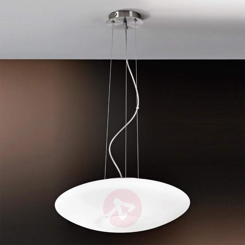 Malu Hanging Light Silk Matte - Pendant Lighting