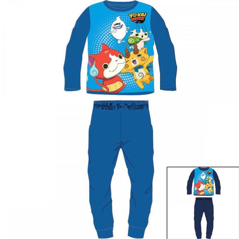12x Pyjamas polaires Yo-kai Watch du 2 au 8 ans - Pyjama