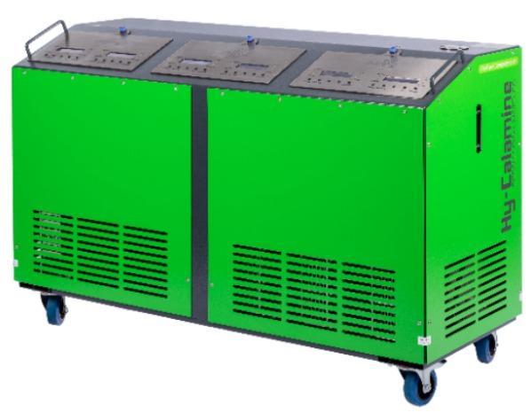 Decarbonizzazione del motore • Hy-Carbon 3000S - La rigenerazione del motore tramite iniezione di idrogeno